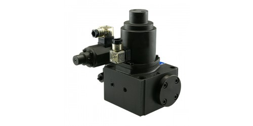 Proportional Electro-Hydraulic Relief And Flow Control Valve