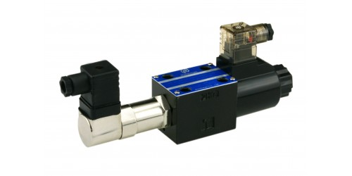 Solenoid Operated Directional Safety Valve