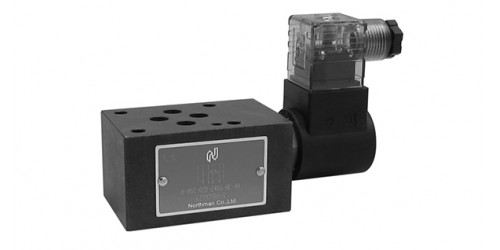 High Pressure Modular Solenoid Check Valve