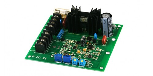 Electronic Amplifier P-C Board
