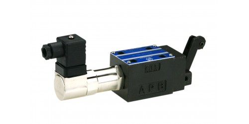 Cam Operated Directional Safety Valve