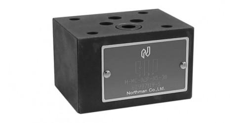 High Pressure Modular Valves